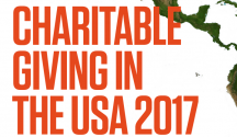 Charitable Giving in the USA 2017