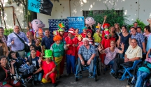 Fundación León and CILSA conducted a massive delivery of wheelchairs to people and institutions