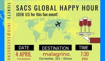 SACS Global Happy Hour