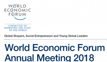 World Economic ForumAnnual Meeting 2018 Forum Foundations