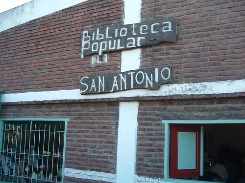 Biblioteca Popular San Antonio