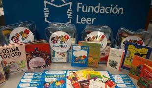 Nuevos libros para una escuela rural en Misiones