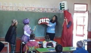 Programa Odontológico en las Escuelas de Frontera CAS