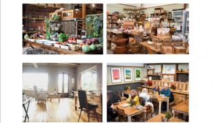 Eco-Market y Kitchen Studio – Alimentation Area