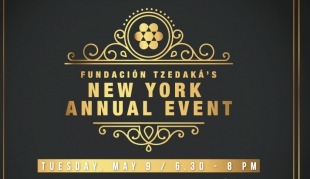 Evento Anual de Tzedaká - Nueva York