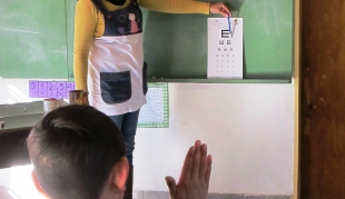 SALUD VISUAL PARA LA COMUNIDAD EDUCATIVA