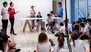 Programa educativo del Museo de Arte Moderno