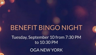 BENEFIT BINGO NIGHT -  NY