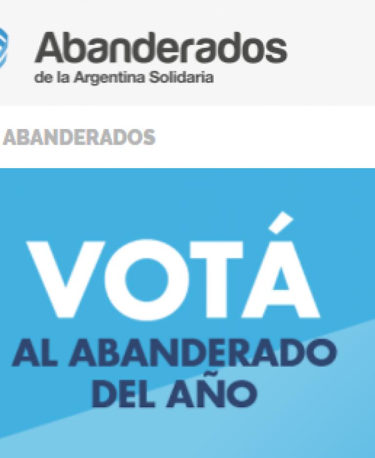 Premio Abanderados de la Argentina Solidaria